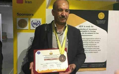 کسب مقام سوم عسل ایران در جهان