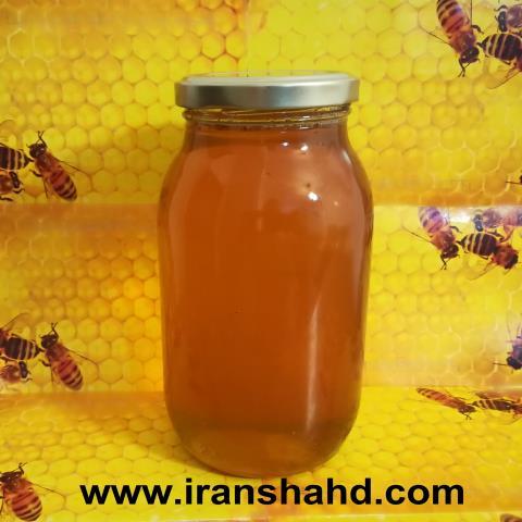 عسل چند گیاه بهاره